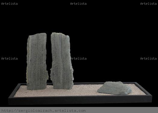 Origrnrs Primigenios Piedra Abstracta
