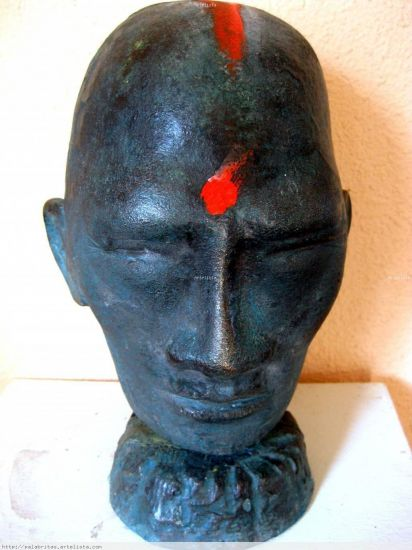 tibet  4 Bronce Figurativa