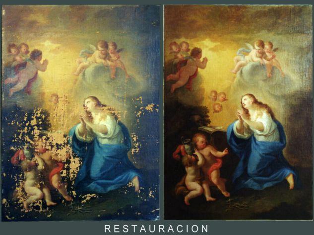 santa maria magdalena (restauracion)