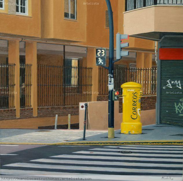 Buzon en plaza elios de cadiz