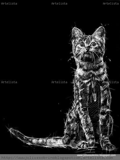 Gato Tinta