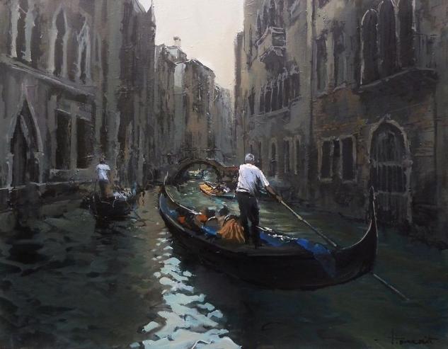 grises de venecia