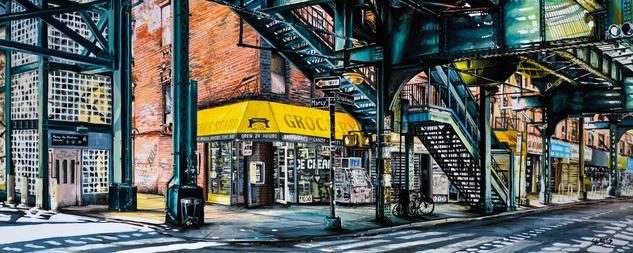 New York #72 Paisaje Otros Otros