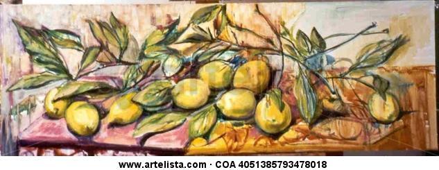 Despues de la poda Panel Oil Still Life Paintings