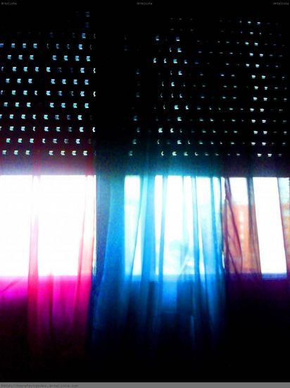 Mi ventana Color (Digital) Conceptual/Abstracto