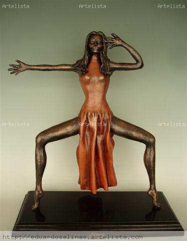 Danza Contemporánea Cerámica Figurativa