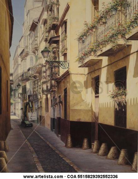 Paseando Arte por las Calles de Málaga