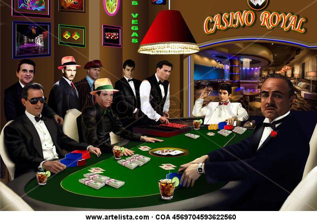 GANSTERS GAME