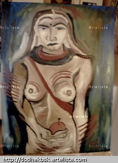 blacksmith's wife Otros Óleo Lienzo