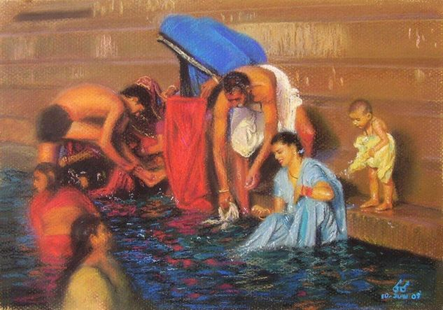 Baño en el Ganges Otros