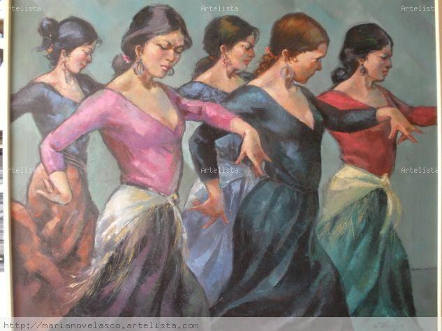 escuela de baile gitano