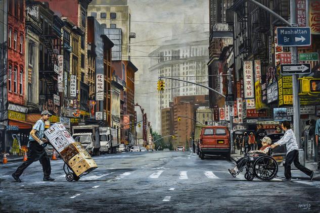 New York #69 Paisaje Otros Otros