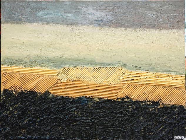paisaje I Lienzo Óleo Paisaje