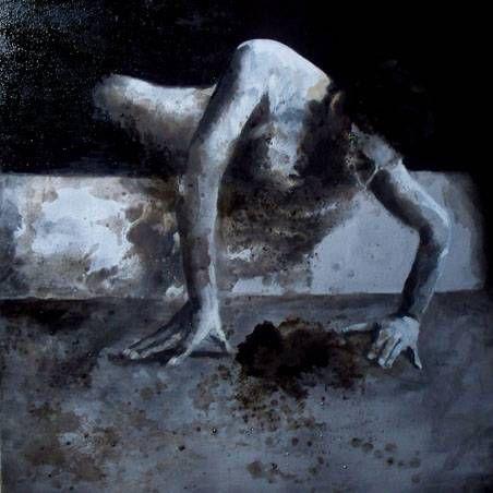 la vejez de narciso Otros Lienzo Desnudos