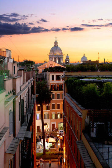Roma Viajes Color (Digital)