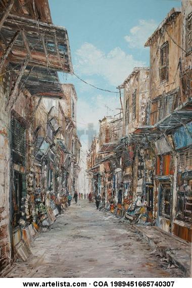 old city i