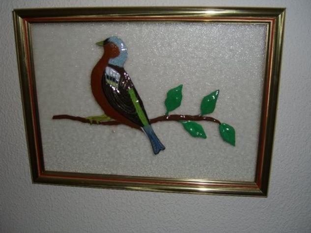 Pájaro Cristal Otros Animales