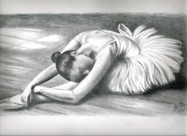 Bailarina Lápiz