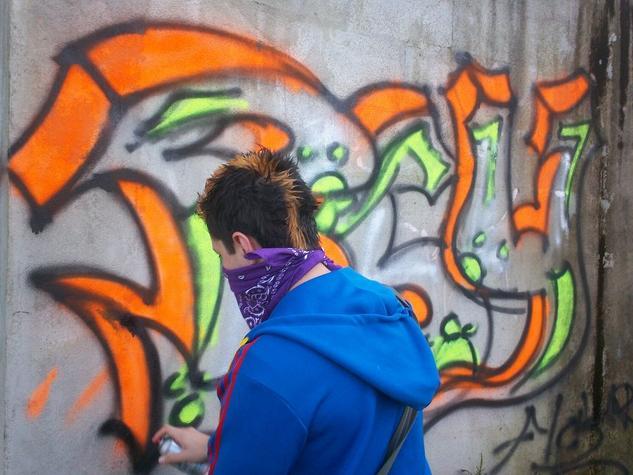 Graffitieando Otros Industrial Otros