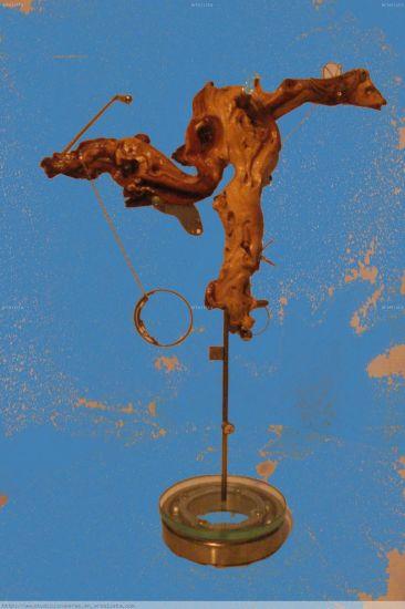 SCREWED UP OSTRICH- roadrunner LITTLE DEVIL OSTRICH ruffian
