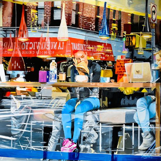 New York #79 Figura Otros Otros
