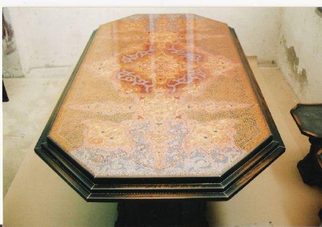 Mesa oriental grande Ebanistería Muebles y Objetos de Madera