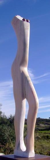 Bailarina II Piedra Figurativa