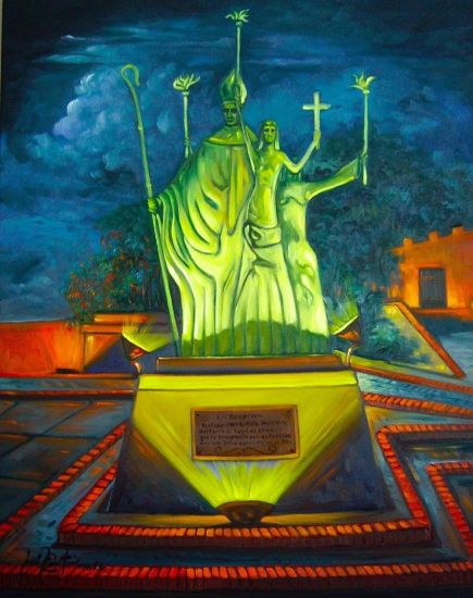 Jose Campeche Paintings For Sale