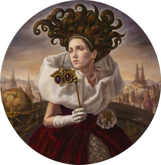 la duquesa de orbes