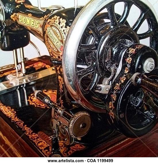 The Machine XIV Otros Acrílico Lienzo