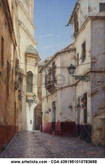 Calle Pedro de Toledo