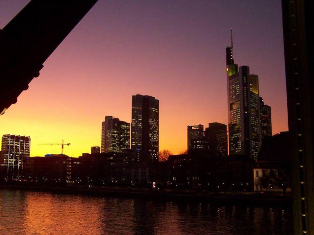 Skyline002 Frankfurt