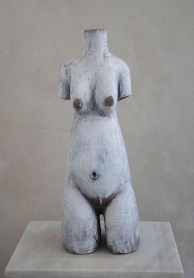 torso B Madera Figurativa