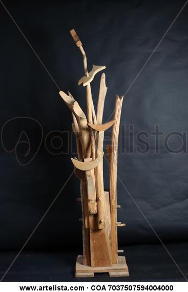 GITOS EN LA NOCHE Wood Mixed