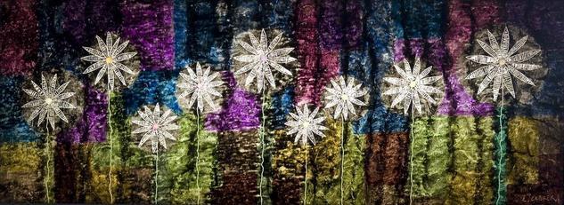Sin título 6.   Caja de luz. Otros Cera Floral