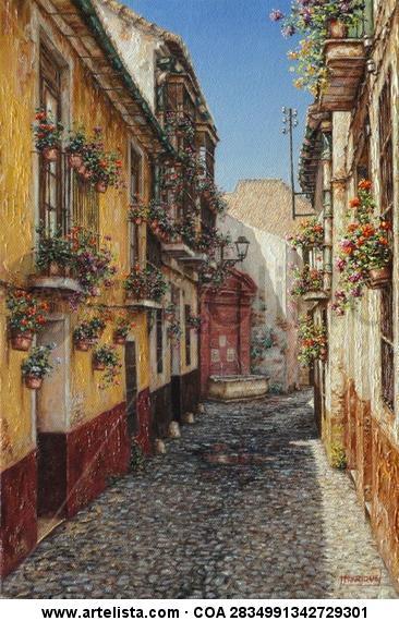 Calle Los Cristos