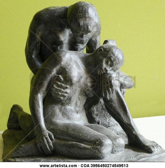 Consuelo (I) Bronce Figurativa
