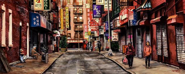New York #90 Paisaje Otros Otros
