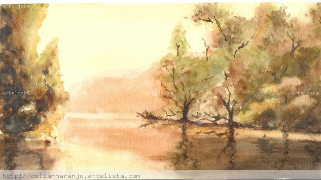 Serenidad Watercolour Paper Landscaping