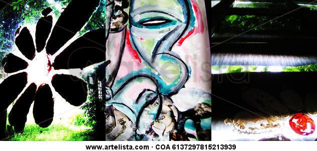 ESPACIO Conceptual/Abstracto Color (Digital)