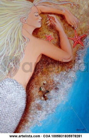 sirena de mar
