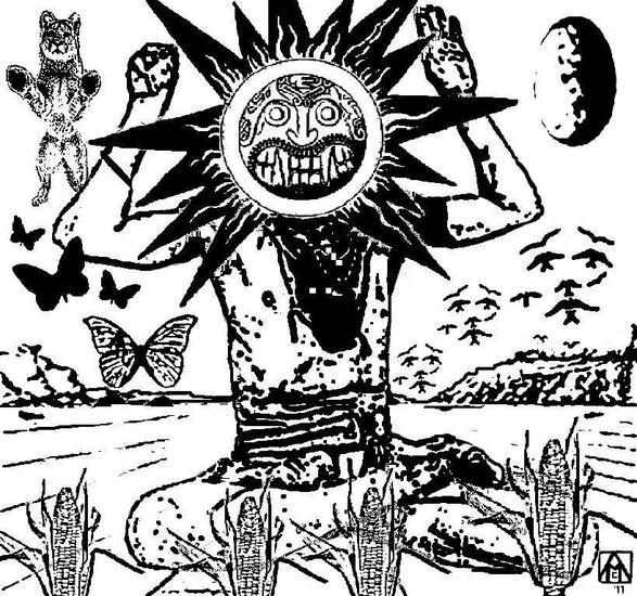 Apu, Inti Punchao (Dios Sol)