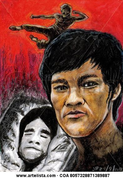 Misterios y Cine, Dragón, La vida de Bruce Lee - La Muerte del Pequeño Dragón Others