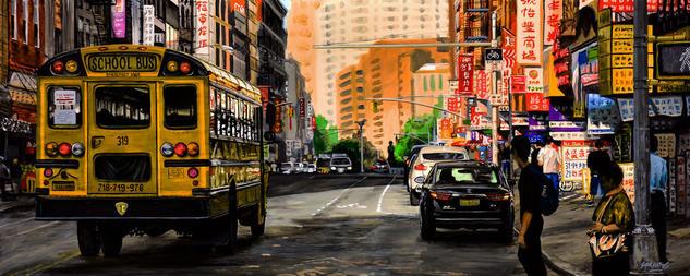 New York #89 Paisaje Otros Otros