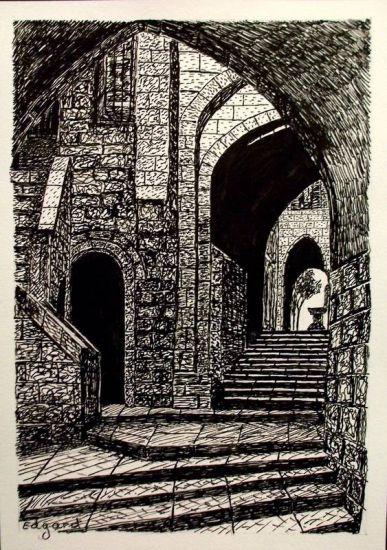 JERUSALEM 1 Tinta