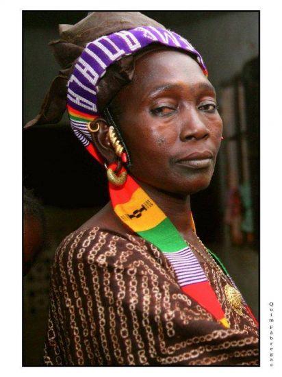 Una visión de Gámbia Viajes Color (Química)
