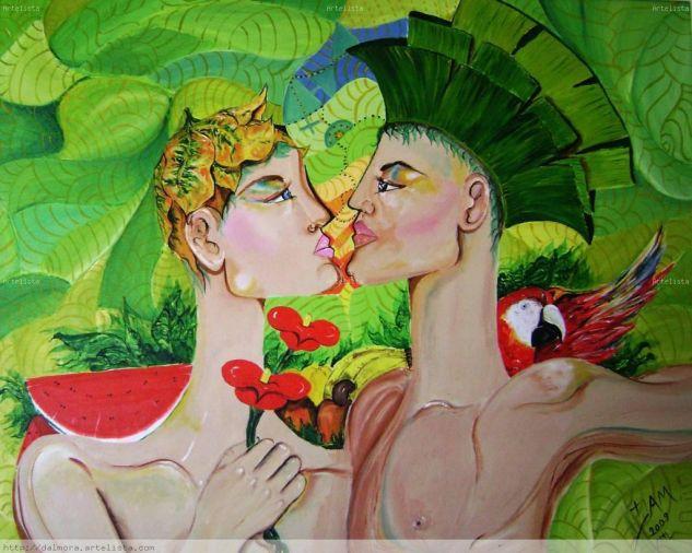 romance en el paraiso.