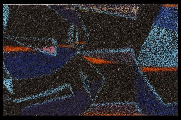 Dos figuras III Others Wax Figure Painting