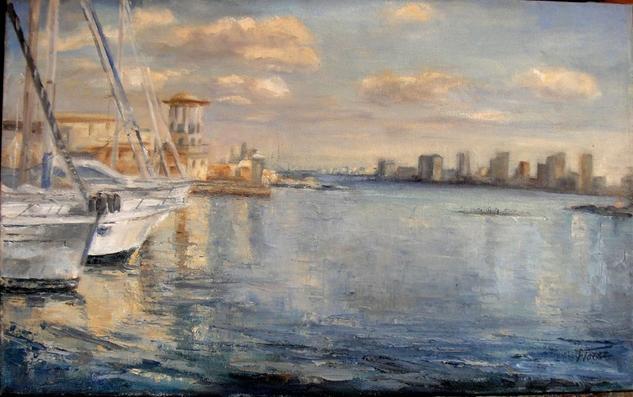 salida del puerto