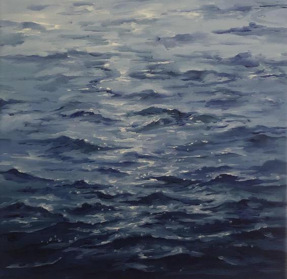 World Ocean Otros Óleo Lienzo